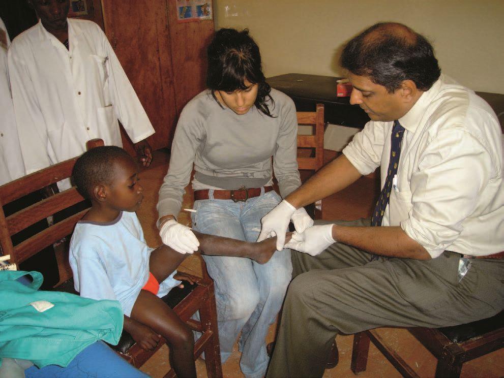 Dr. Shafique Pirani