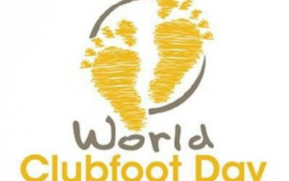 WORLD CLUBFOOT DAY