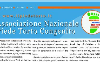 Newsletter N°3 – English version