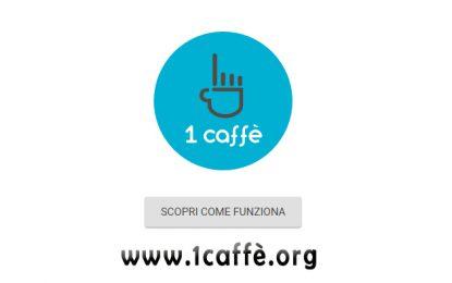 1 Caffè per aiutare l'Associazione
