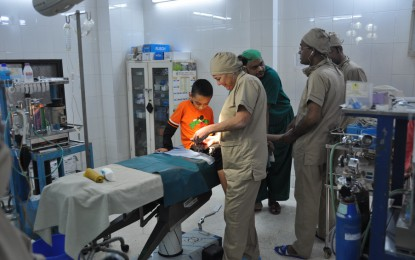 Rasin, nato con piede torto neurologico: guarire si Può!